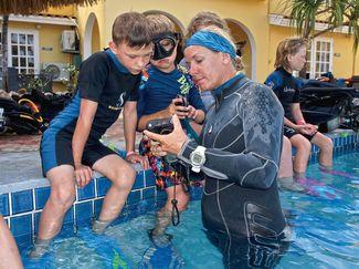 Kids Sea Camp Grand Cayman