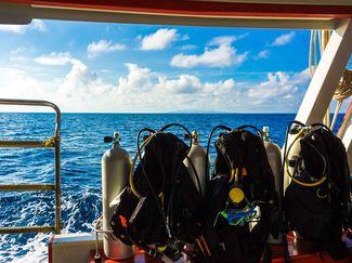 scuba diving liveaboard guide