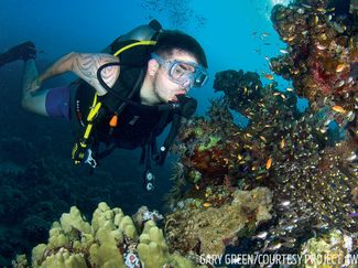 scuba diving with ptsd