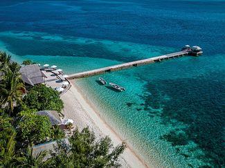 romantic scuba diving resorts