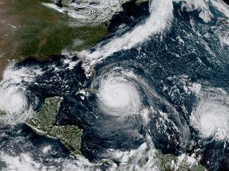 irma hurricane path
