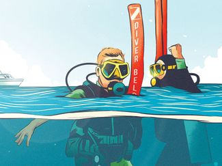 drift diving tips