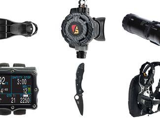 Scuba Diving Gear for Technical Divers