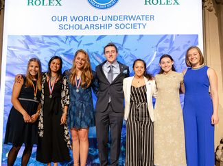 Our World-Underwater Scholarship Society Scholars
