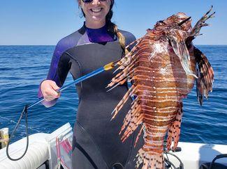 lionfish hunter