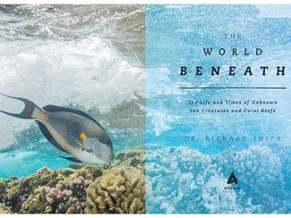 world beneath marine biology book