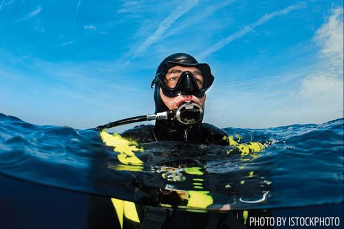 Scuba Diving with Asthma, Divers Alert Network | Sport Diver