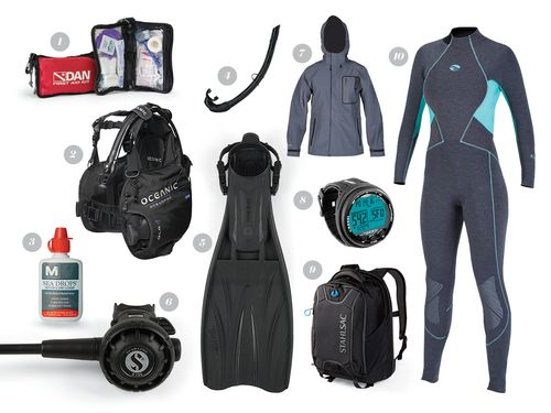 Scuba Diving Gear Picks for Beginners | Sport Diver