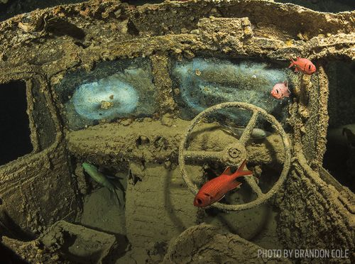 Historical World War II Wrecks You Can Scuba Dive | Sport Diver