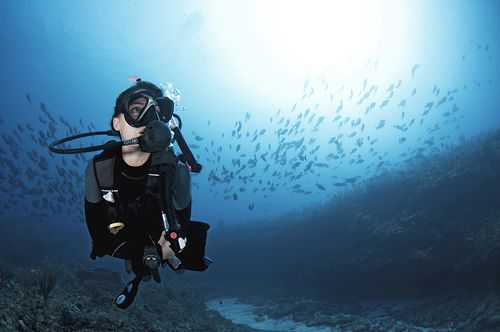 The PADI Advanced Open Water Diver Course | Sport Diver