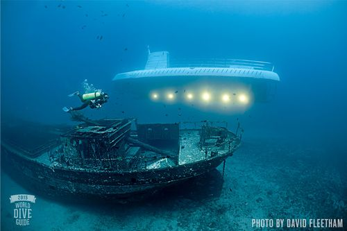 World's Best Wrecks for Scuba Divers   Sport Diver
