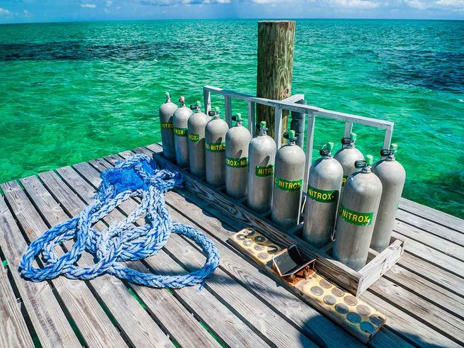 nitrox scuba diving