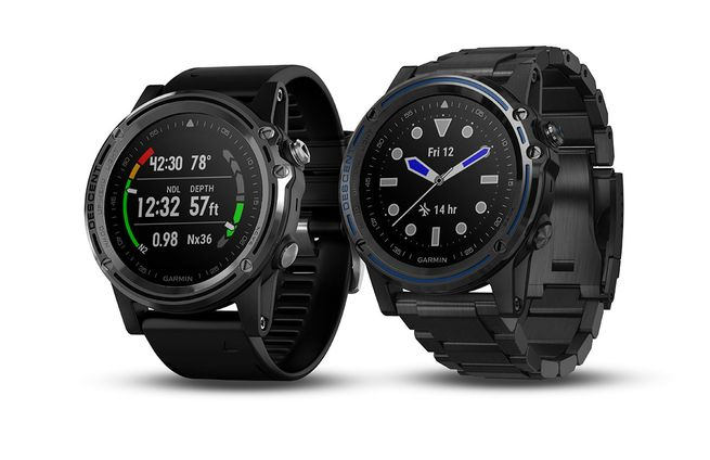 Garmin Descent Mk1 Dive Computer: Breaking Down the Coolest Features on Garmin's New Watch-Style Computer