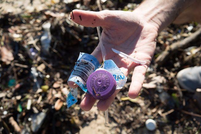 marine debris cleanup