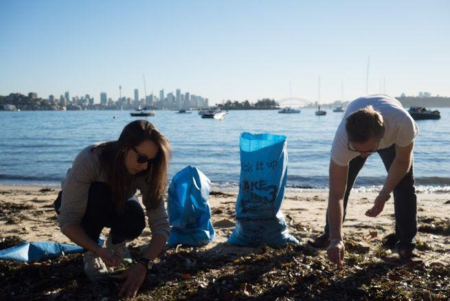marine debris cleanup take 3