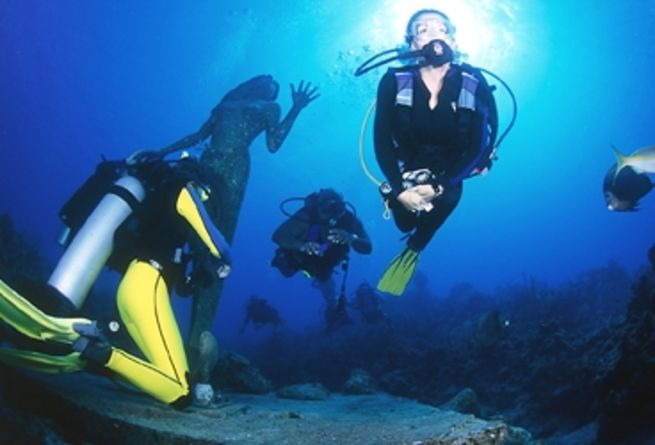 Grand Cayman's 10 Great Shore Dives