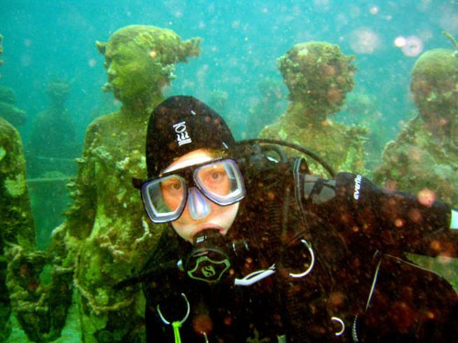 World Record: Scuba Diving In 100+ Countries