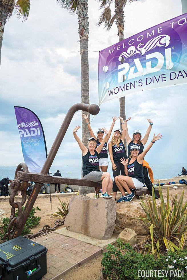 PADI Women Dive Day 2019 - 20 July - Celebrate with Koox