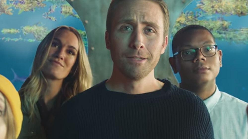 Philippe Cousteau Jr.'s online video series