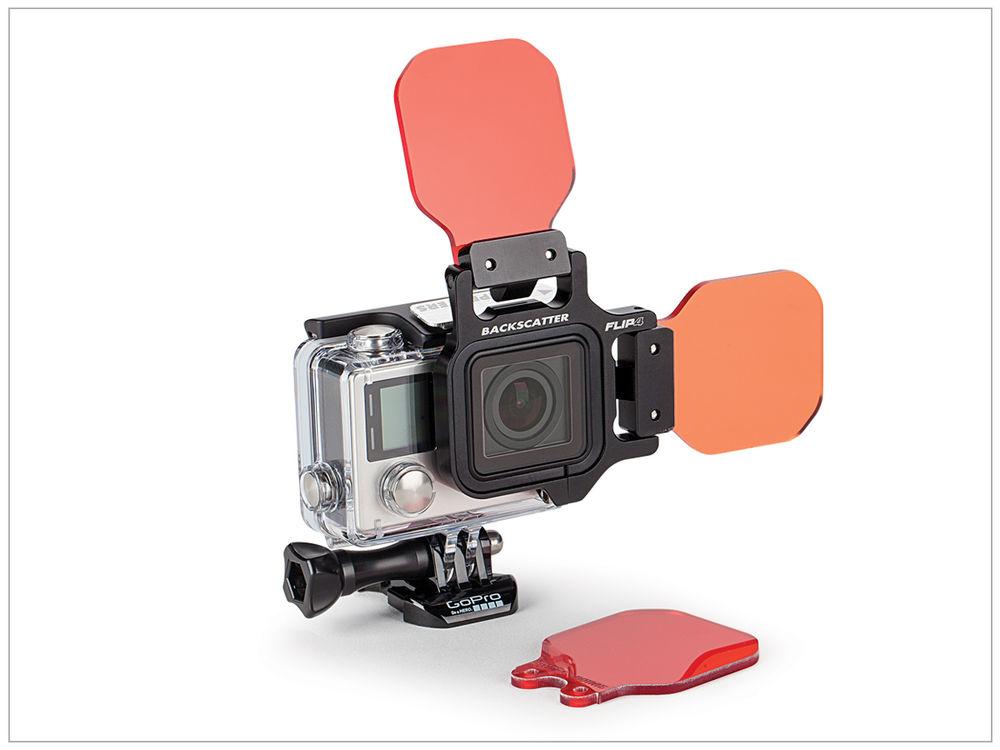 GoPro underwater filter