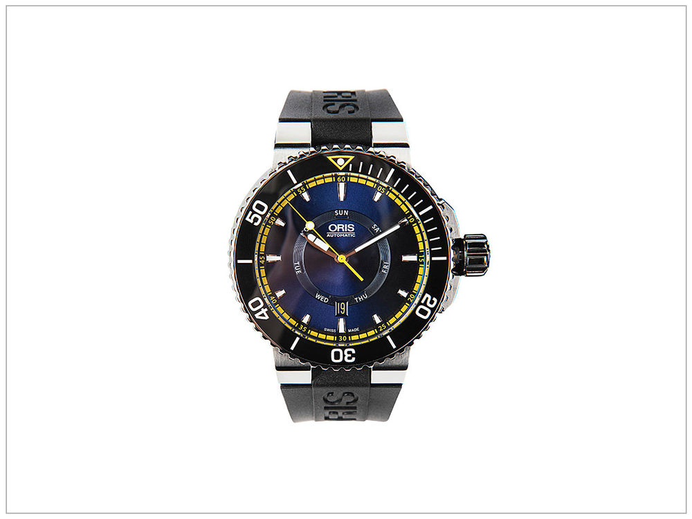 Oris Great Barrier Reef Limited Edition II Dive Watch