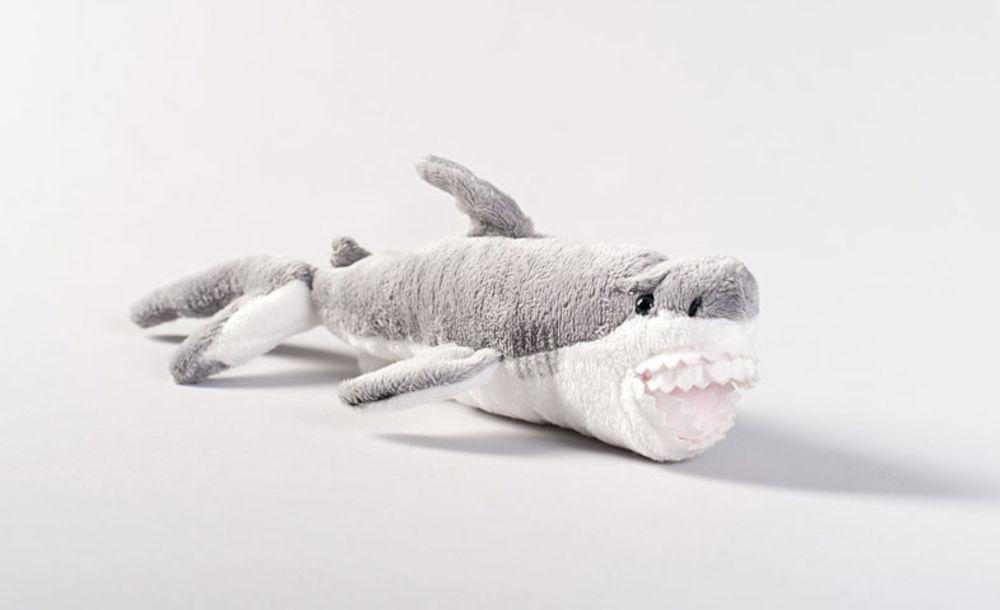 stuffed shark toy