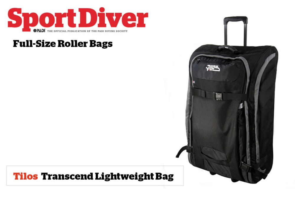 Dive Gear: 9 Travel-Friendly Roller Bags | Sport Diver
