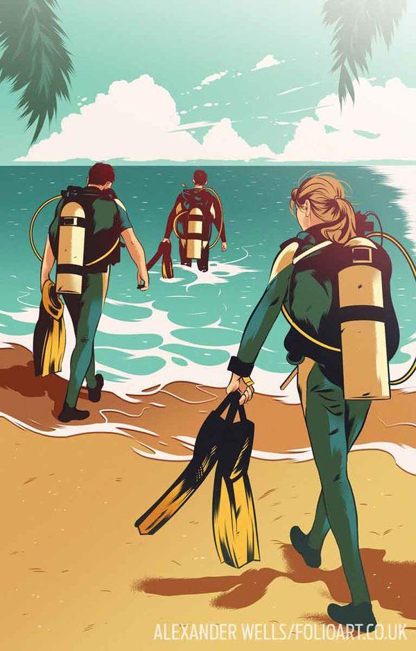 scuba diving hacks tips tricks
