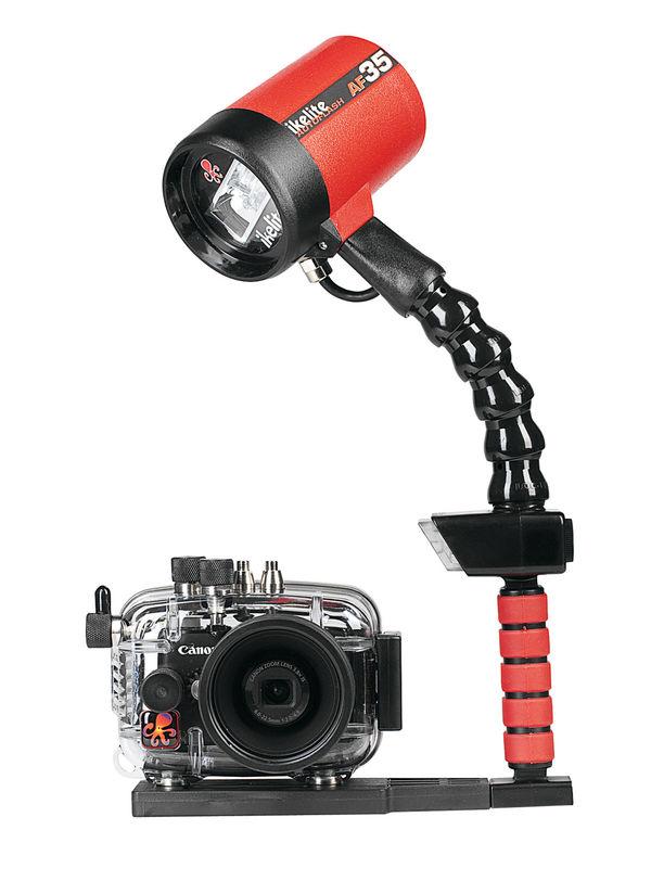 Similar. Underwater amateur camera equipment