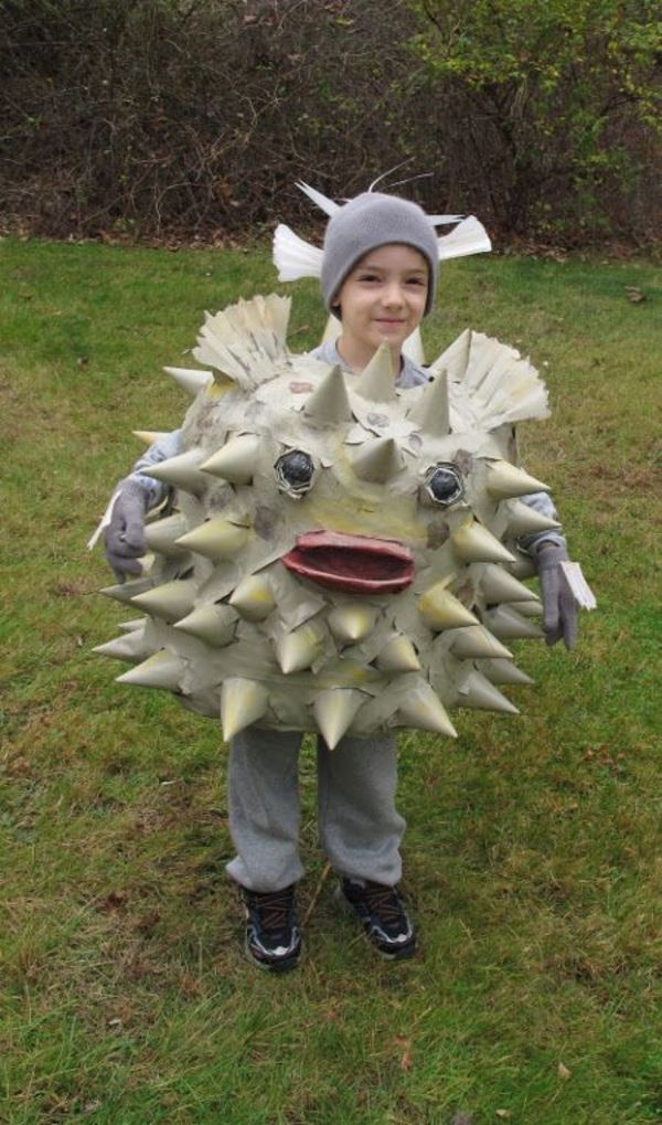 Best halloween costumes for scuba divers sport diver for Baby fish costume