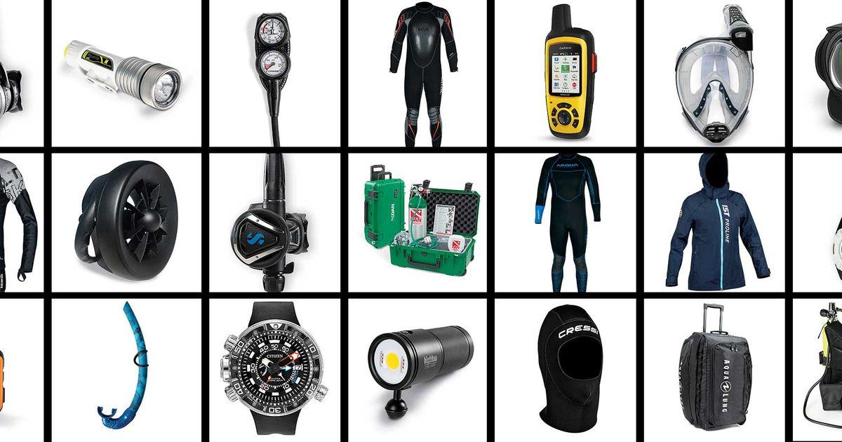 2019 Scuba Diving Gear Guide | Sport Diver
