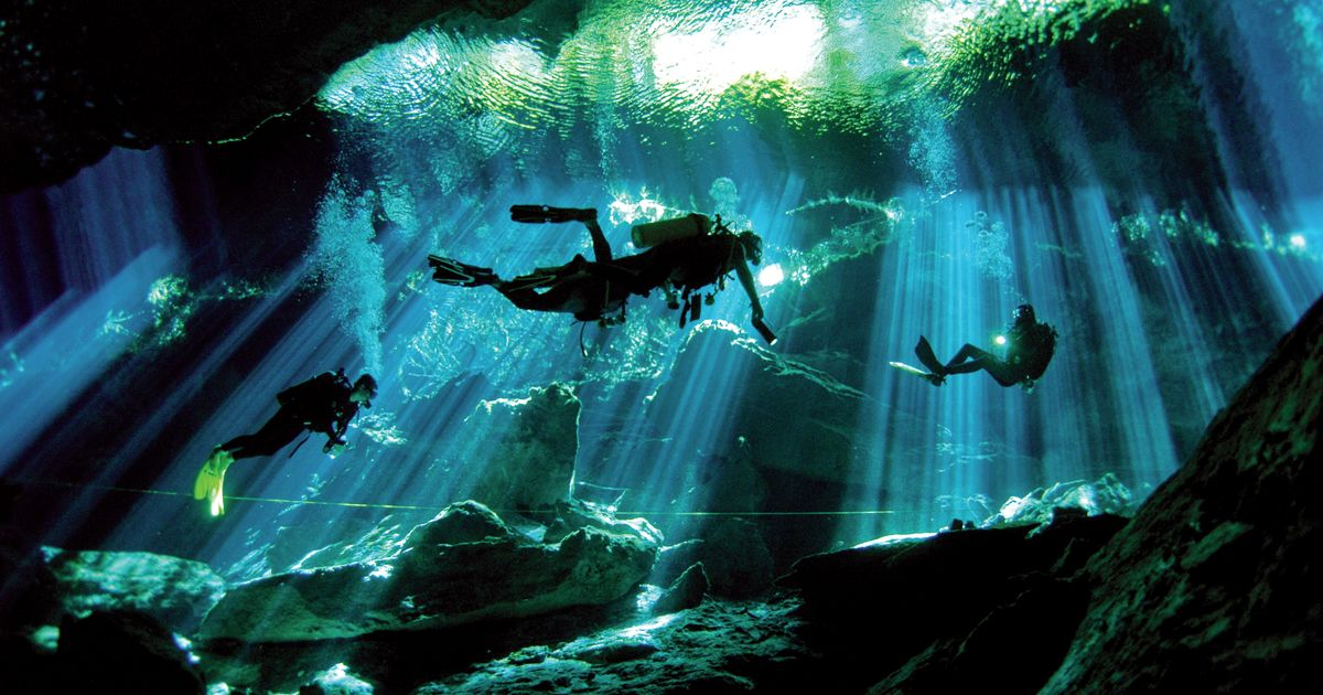 10 Reasons to Scuba Dive Riviera Maya, Mexico | Sport Diver