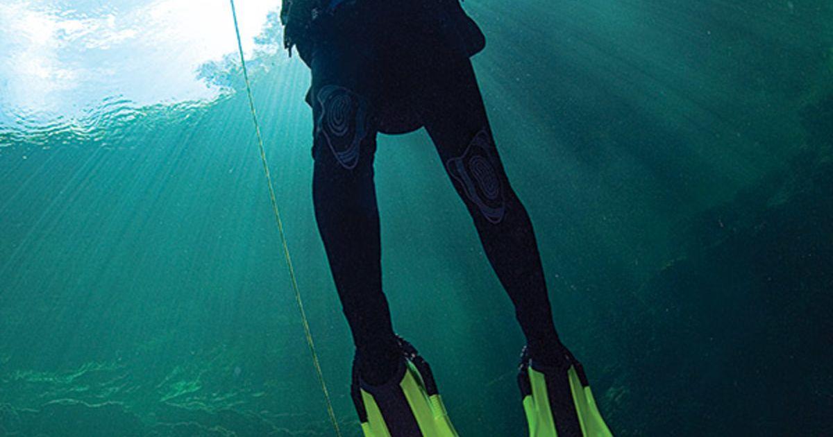 Dive Training  Air Embolism
