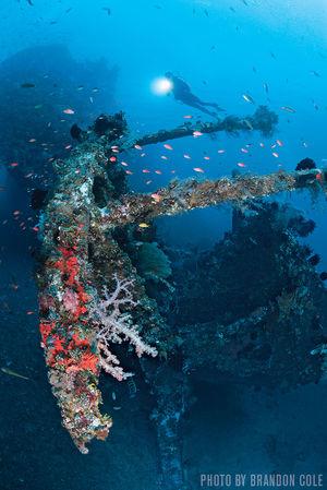 Liberty Wreck — Bali, Indonesia