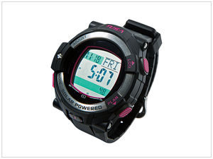 The TUSA IQ1204 DC SOLAR LINK Dive Computer Watch