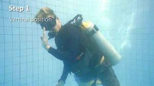 how to underwater bubble ring