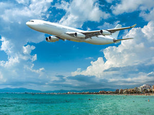 When is it safe to fly after scuba diving