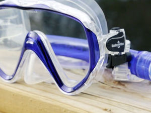 video how to care for scuba mask and snorkel