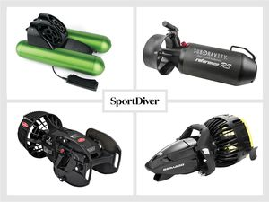 Best underwater scooter and DPVs for scuba divers