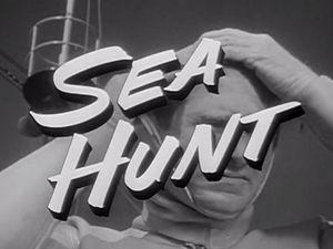 sea hunt tv show diver